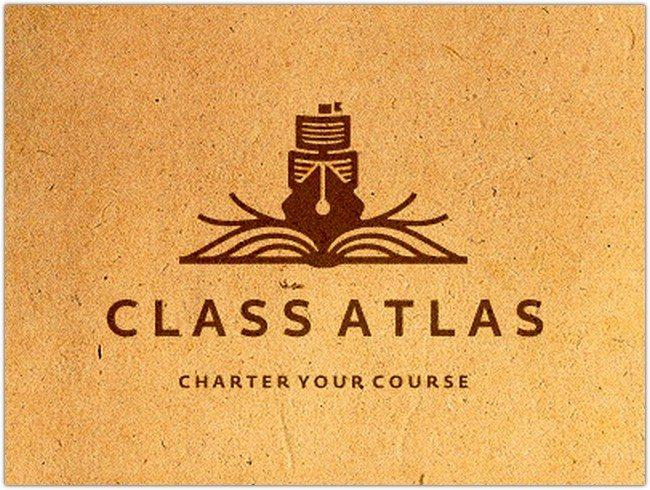 Class Atlas Logo Design (WIP)