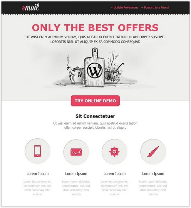 clean-html-email-template