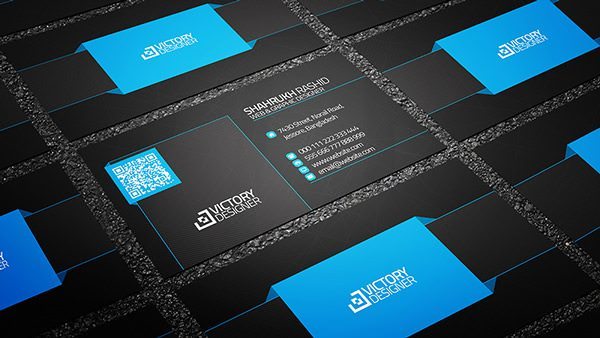 Code & Corporate Business Card