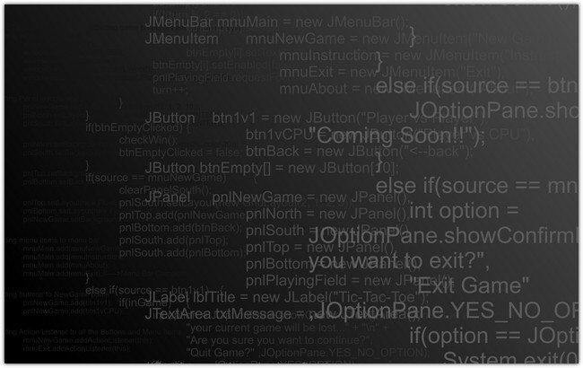 Code Wallpaper # 3