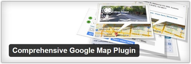 Comprehensive Google Map Plugin