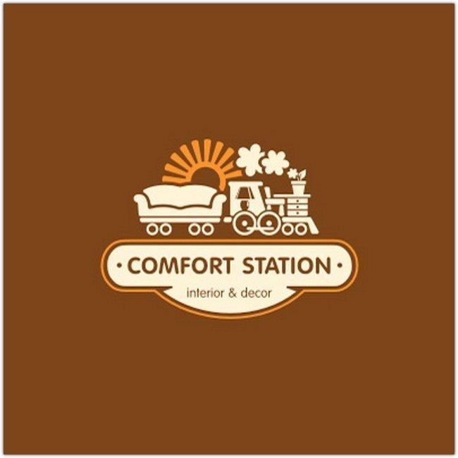 Confort Station Logo