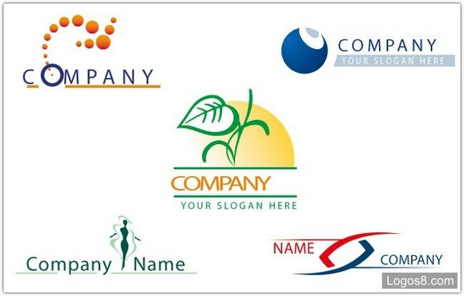 Consulting Company Logos Templates Pack