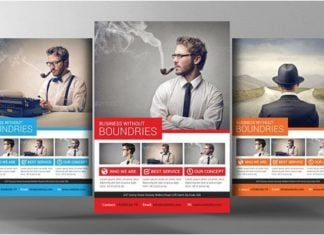 Agency Flyers Template