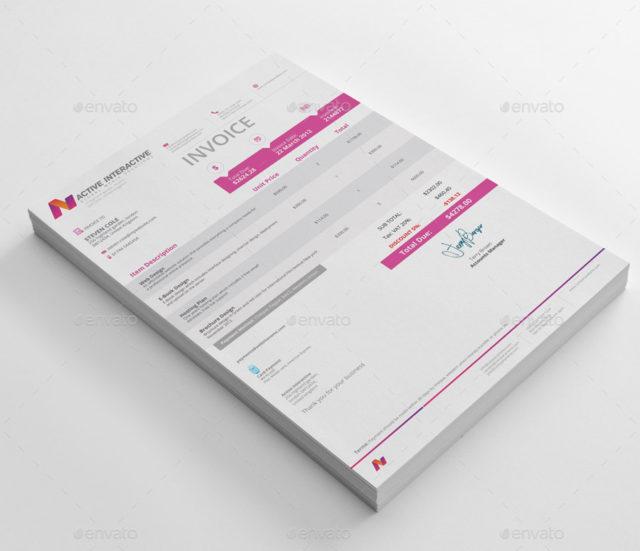 Creative Invoices