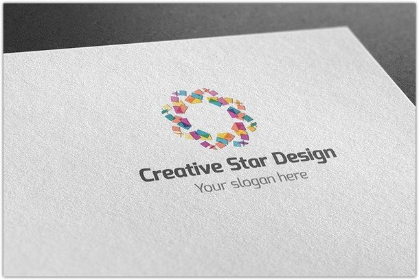 Creative-Star-Design-Logo