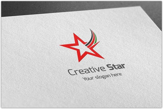 Creative Star Logo