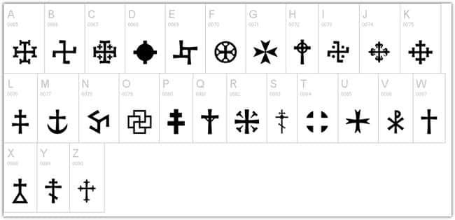 Crux Font