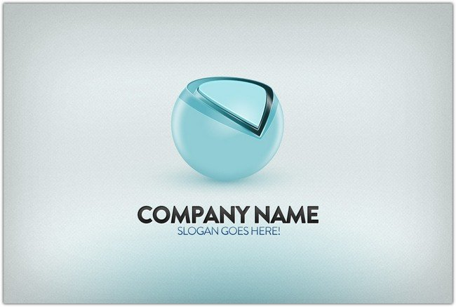 Customizable Logo PSD