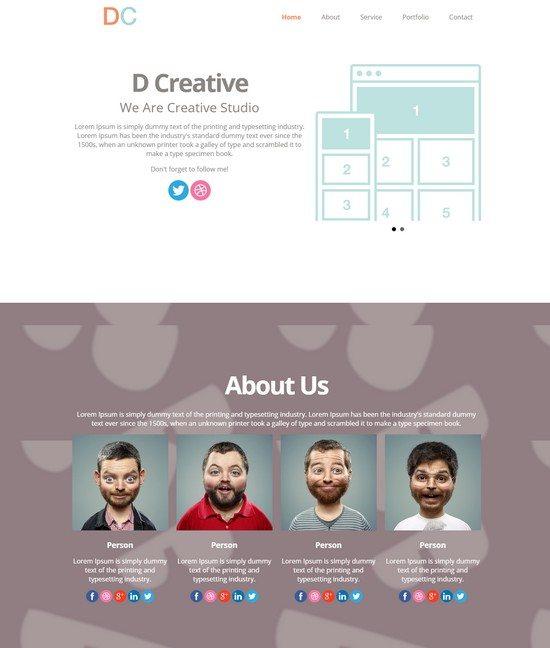DCreative-True Parallax