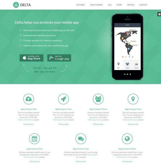 Delta Promote Mobile App Effectively