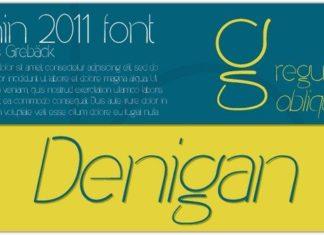 Thin Font
