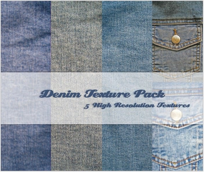 Denim Texture Pack
