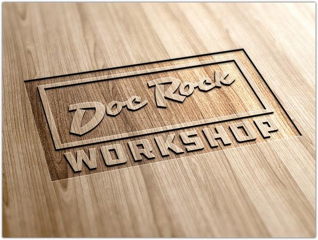 Doc Rock Mockup