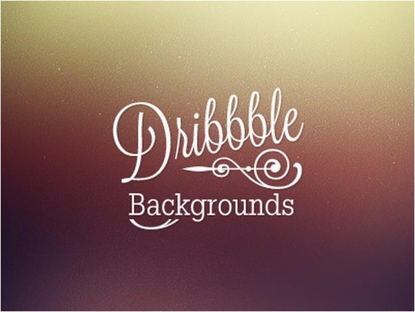Dribbble Background By Badhon Ebrahim