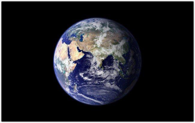 EARTH WALLPAPER HD