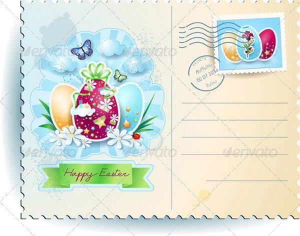 Easter Postcard # 1