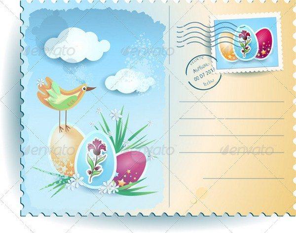 Easter Postcard # 2