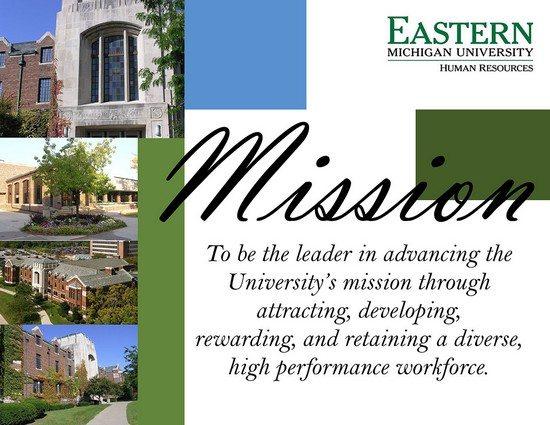 Eastern Michigan University – Human Resources