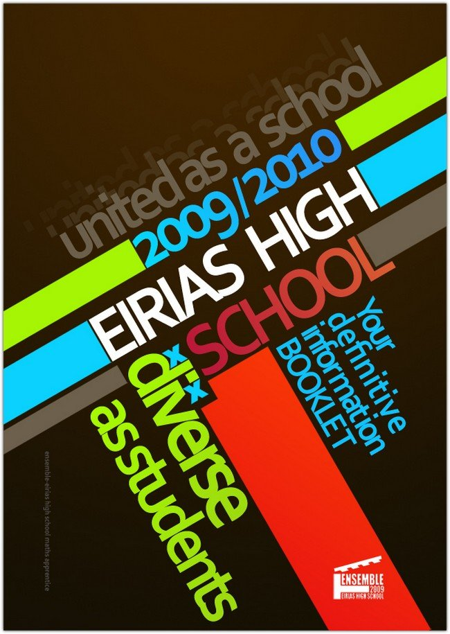 Eirias Brochure Idea