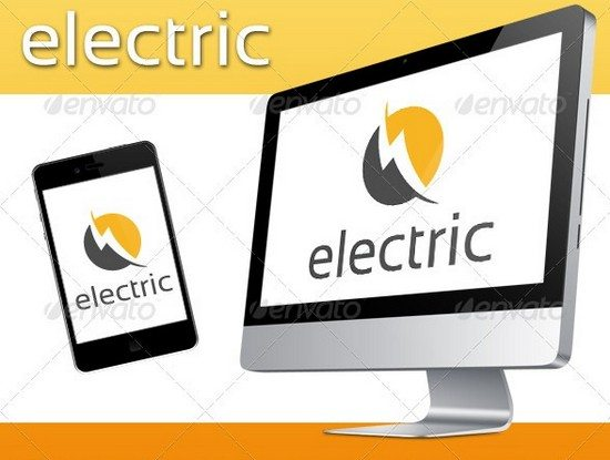 Electric Logos Template