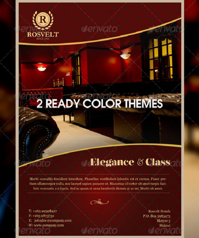 elegance-flyer-template