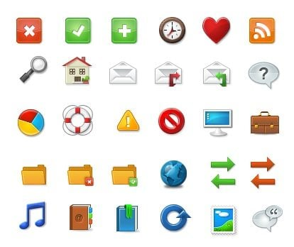 Elegant Themes Icon Pack