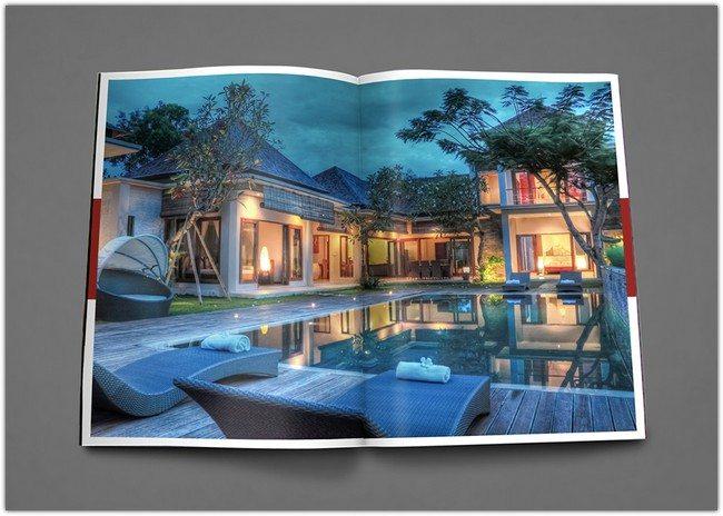 Eskan Properties Brochure Proposal