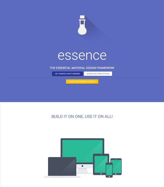 Essence Material Design Framework