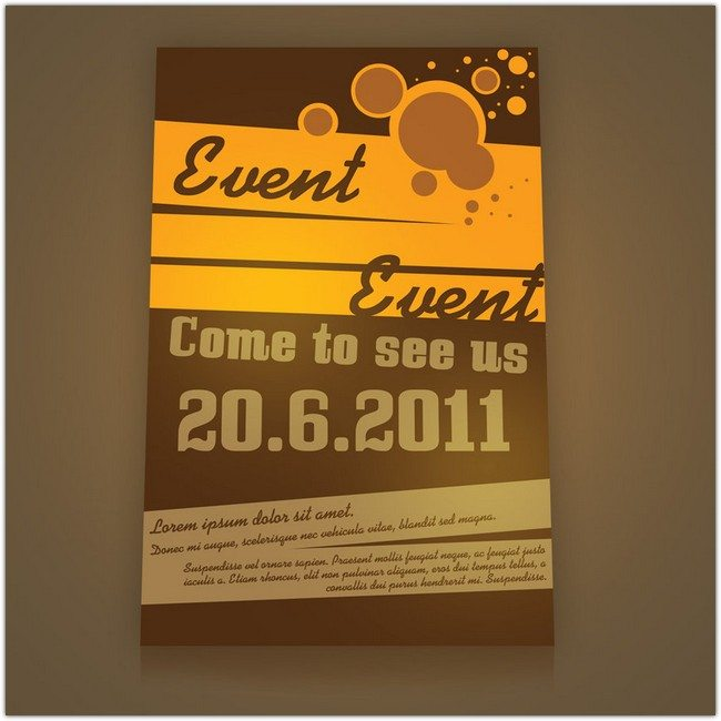Event Flyer PSD