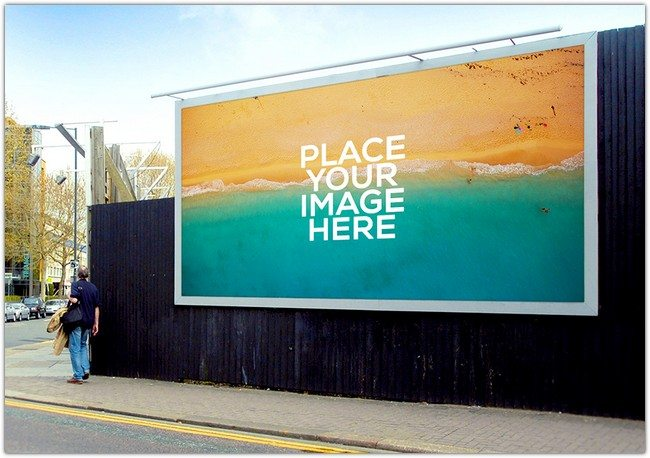 FREE 3 Billboards Mock-Ups