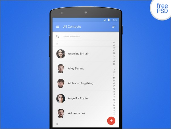 FREE Android Material Design