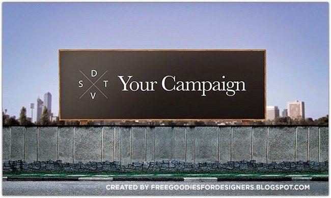 40 best billboard mockups for outdoor advertising templatefor