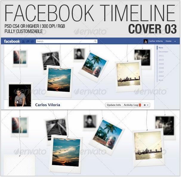 Facebook Timeline Cover 03
