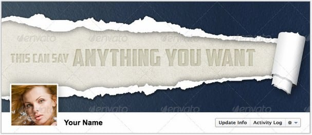 Facebook Timeline Cover Volume 6