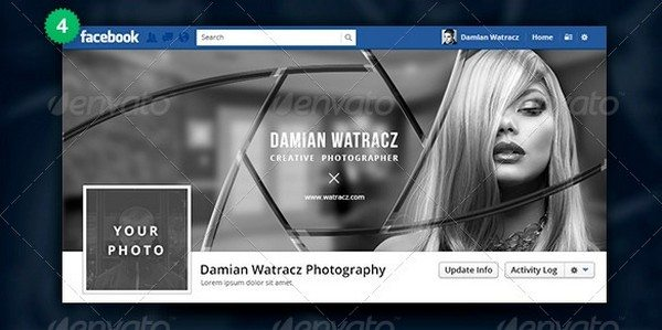 Facebook Timeline Covers For Photographers Vol 1