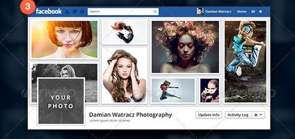 Facebook Timeline Covers For Photographers Vol 2
