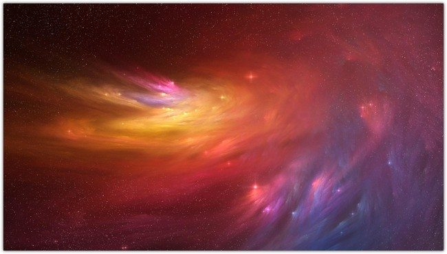 Fantastic Galaxy Background Desktop Wallpapers