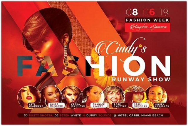 Fashion Conference Flyer 2