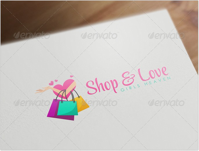 Fashion Shop - Retail, Boutique & Fashion Logo