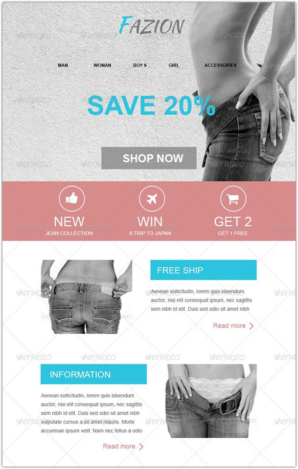 fazion-email-template-psd