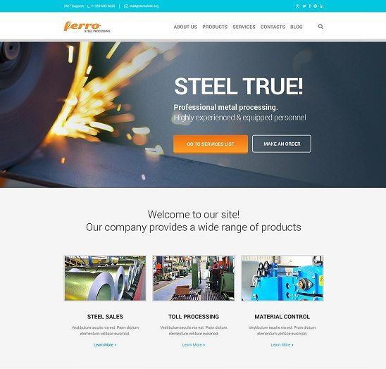 Ferro Steelworks