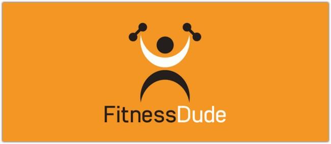 Fitness Dude Logo