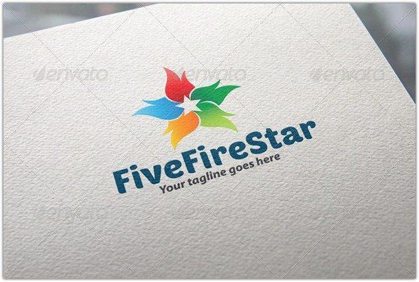 Five-Fire-Star-Logo