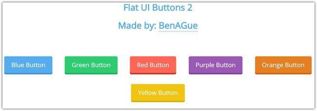 Flat UI Buttons 2