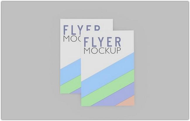 Free Flyer,poster,resume Mockups