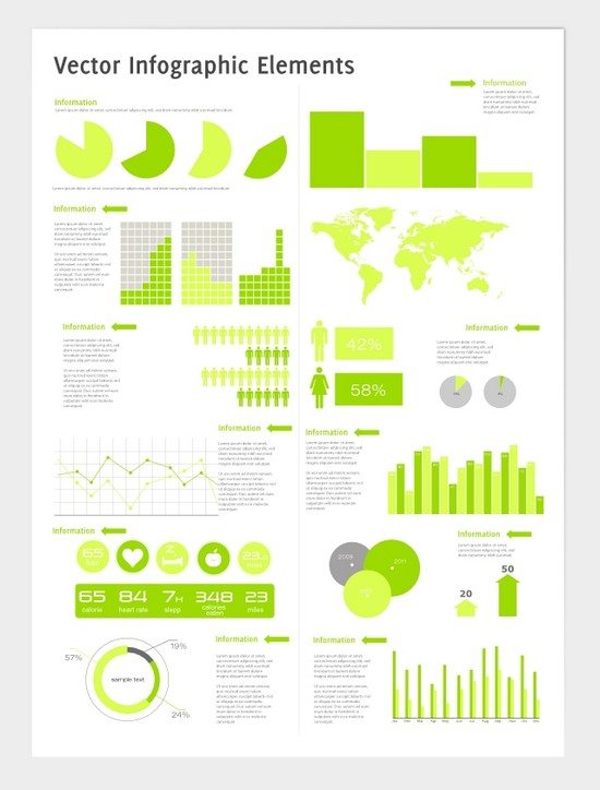 Free Infographics Template