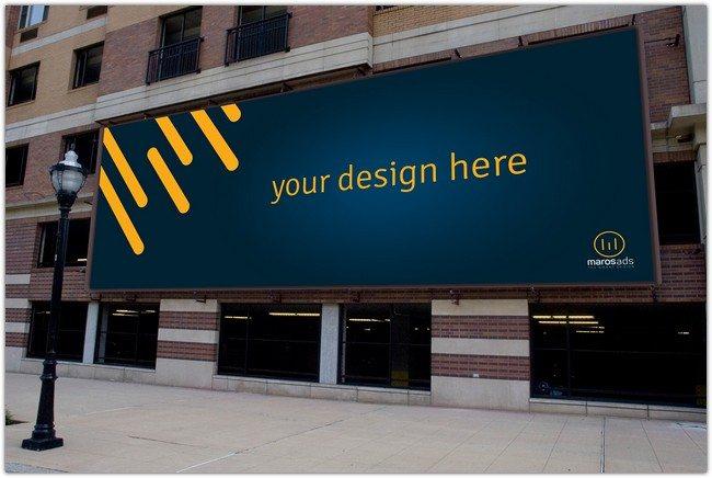 Free PSD Download Billboards & Outdoor Mockup