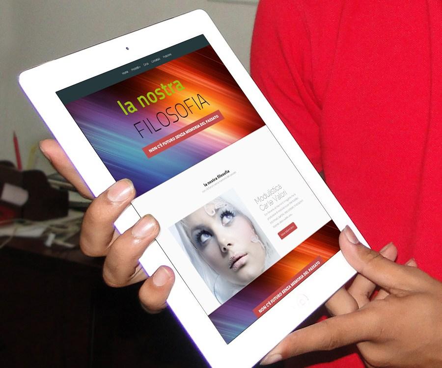 Free PSD iPad Mock-up #1