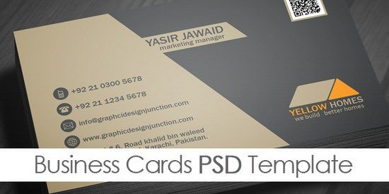 120 free business card mockup psd templates 2018 templatefor free real estate business card template cheaphphosting Gallery